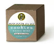 Gift Box Cocoa Mint [ Gluten Free ] - One Dozen Cookies