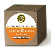 Gift Box Citrus - One Dozen Cookies