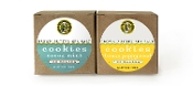 Duo Boxes Cocoa Mint & Lemon Poppy Seed *gf - Two Dozen Cookies