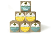 Mixed Case of Cocoa Mint & Lemon Poppy Seed [gluten free ] 12 bx