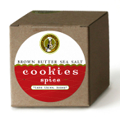 Gift Box Spice - One Dozen Cookies